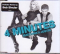MADONNA 4 Minutes EU CD5 w/2 Versions