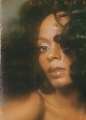 DIANA ROSS 1978 JAPAN Tour Program w/Color Poster