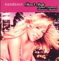 MARIAH CAREY Don't Stop EU CD5 Promo
