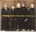 BOYZONE Everyday I Love You UK CD5
