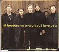 BOYZONE Everyday I Love You UK CD5