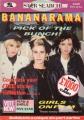 BANANARAMA Star Search 1988 UK Magazine