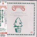 CARPENTERS Christmas Song JAPAN CD5