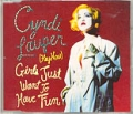 CYNDI LAUPER (Hey Now) Girls Just Want To Have Fun AUSTRIA CD5 w/5 Mixes