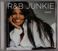 JANET JACKSON R&B Junkie USA CD5 Promo w/1 Track