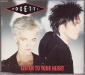 ROXETTE Listen To Your Heart UK CD5 w/4 Tracks