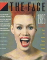 GRACE JONES The Face (1/86) UK Magazine