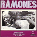 RAMONES Somebody Put Something In My Drink UK 7''