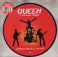 QUEEN vs THE MIAMI PROJECT Another One Bites The Dust EU 7