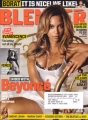 BEYONCE Blender (10/06) USA Magazine