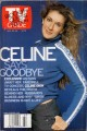 CELINE DION TV Guide (11/20-26/99) USA Magazine