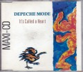 DEPECHE MODE It's Called A Heart GERMANY CD5