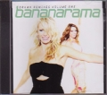 BANANARAMA Drama Remixes Volume One USA CD w/9 Mixes