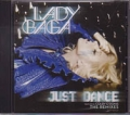 LADY GAGA Just Dance USA CD5 Promo w/9 Versions