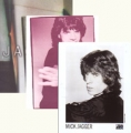 MICK JAGGER Wandering Spirit USA Press Kit