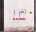 U2 Magnificent USA CD5 Promo Only w/10 Mixes