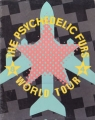 PSYCHEDELIC FURS 1984 UK World Tour Program