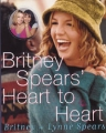 BRITNEY SPEARS Heart To Heart USA Book