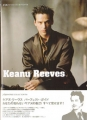 KEANU REEVES Vintage Collection JAPAN Picture Book