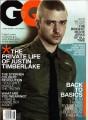 JUSTIN TIMBERLAKE GQ (8/06) USA Magazine