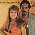 IKE & TINA TURNER Proud Mary/Honky Tonk Women SPAIN  7''