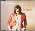 DEBORAH COX Sentimental EU CD5 w/4 Mixes