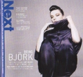 BJORK Next (10/22/04) USA Gay Magazine