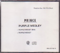 PRINCE Purple Medley USA CD5 Promo