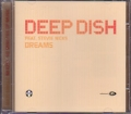 DEEP DISH Feat. STEVIE NICKS Dreams EU CD5 w/5 Mixes + Enhanced