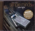SIMPLE MINDS Neon Lights USA CD Special Ltd.Edition w/2 Bonus Tracks