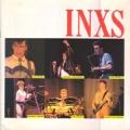 INXS 1984 JAPAN Tour Program