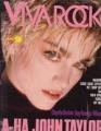MADONNA Viva Rock (9/86) JAPAN Magazine