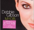 DEBBIE GIBSON M.Y.O.B. JAPAN CD w/Bonus Track