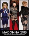 MADONNA Livre Madonna 2013 FRANCE Picture Book