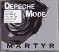DEPECHE MODE Martyr EU CD5 w/3 Tracks