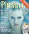 ALICIA SILVERSTONE Premiere (8/97) USA Magazine