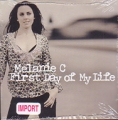 MELANIE C First Day Of My Life EU CD5 w/2 Tracks