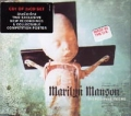 MARILYN MANSON Disposable Teens UK CD5 Part 1 w/Collectable Competition Poster