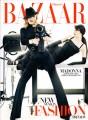 MADONNA Harper's Bazaar (12/11-1/12) USA Magazine