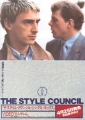 STYLE COUNCIL Singles JAPAN Promo Flyer