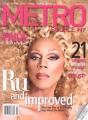 RUPAUL Metro (6/09) USA Magazine