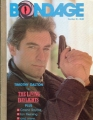 JAMES BOND 007 Bondage (#15) USA Fanzine TIMOTHY DALTON