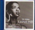 LAURYN HILL To Zion featuring CARLOS SANTANA USA CD5 Promo