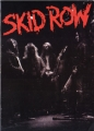 SKID ROW 1989 JAPAN Tour Program