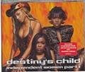 DESTINY'S CHILD Independent Women Part I UK CD5 w/2 Remixes!