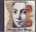 10000 MANIACS These Are Days USA CD5 Promo w/1-Trk