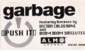 GARBAGE Push It USA 12 Promo w/Victor Calderone Mixes