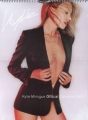KYLIE MINOGUE 2002 UK Official Calendar