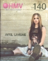 AVRIL LAVIGNE HMV (#140) JAPAN Magazine