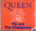 QUEEN We Are The Champions HOLLAND CD5
